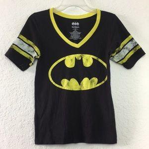 Women Batman Top shirt size S